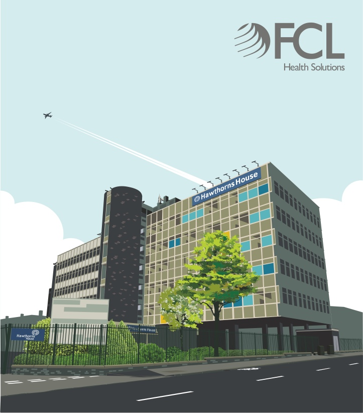 Hawthorns House, main offices of FCL Heath Solutions UK