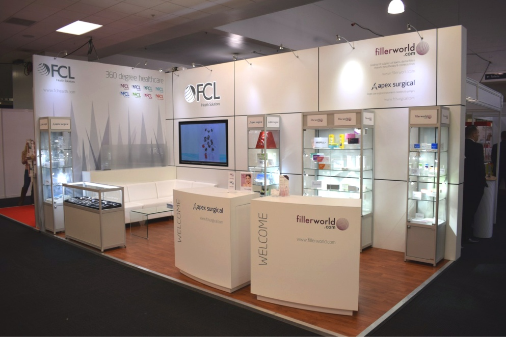 FCL stand at Pro-Dentistry Expo 2018