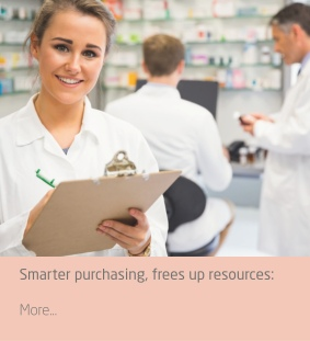 adopting smarter purchasing, frees up business resources