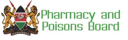 The Pharmacy and Poisons Board (PPB or the Board in short) is the Drug Regulatory Authority established under the Pharmacy and Poisons Act, Chapter 244 of the Laws of Kenya.