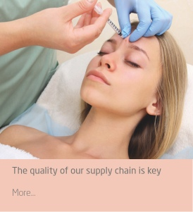 The quality of our supply chain is key to maintaining long term partnerships